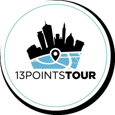 13 points tour